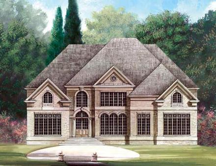 House Plan 72025