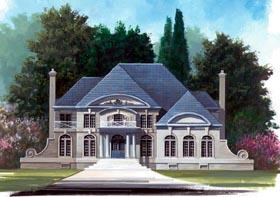 House Plan 72037