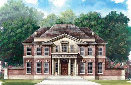 House Plan 72050
