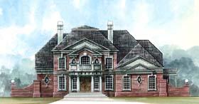 House Plan 72060