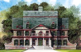 House Plan 72062