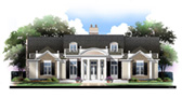 Plan Number 72063 - 2834 Square Feet