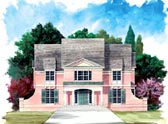 House Plan 72072