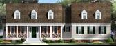 House Plan 72074
