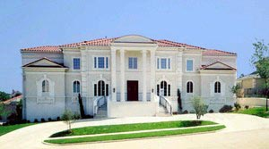 Colonial, Greek Revival House Plan 72118 with 4 Beds, 5 Baths, 3 Car Garage Picture 1