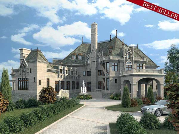 House plan 72130 order code 26web at for Chateau novella