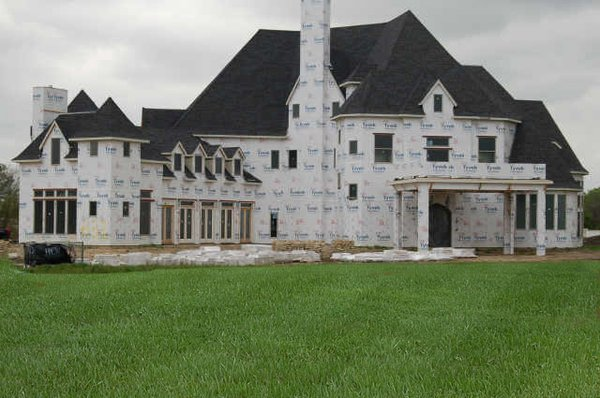 House plan 72130 at - Mansion house plans consummate refinement ...