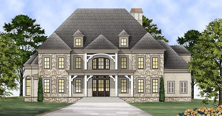 House Plan 72137
