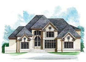 House Plan 72150