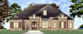 Plan Number 72162 - 2365 Square Feet