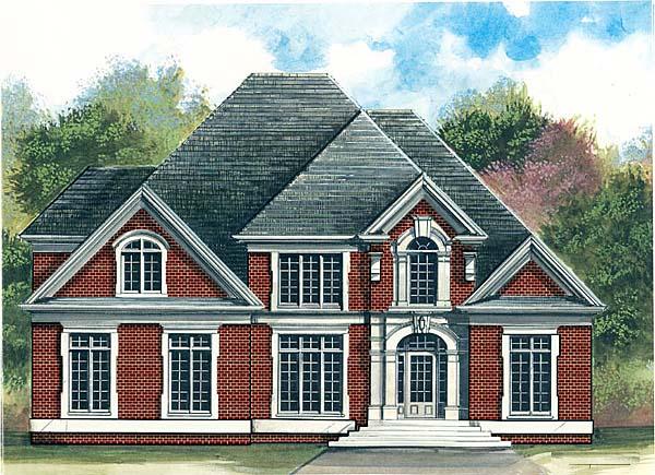 House Plan 72204