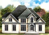 Plan Number 72206 - 3429 Square Feet