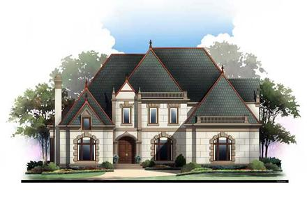 House Plan 72209