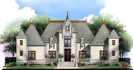 House Plan 72212