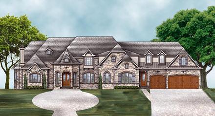 House Plan 72230