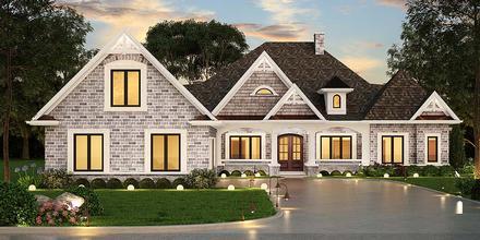 House Plan 72238