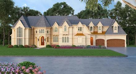 House Plan 72242