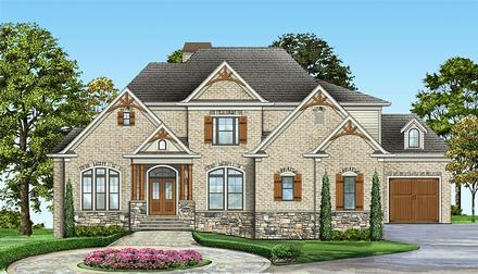 House Plan 72244