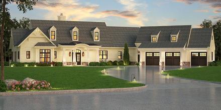 House Plan 72245