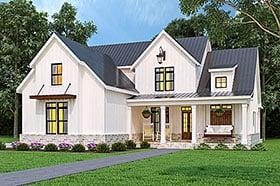 House Plan 72252