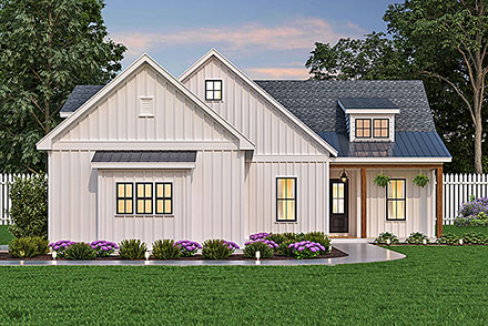 House Plan 72254