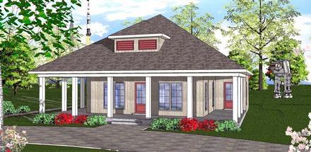 House Plan 72323