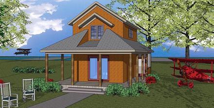 House Plan 72326