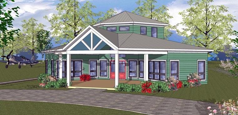 House Plan 72328