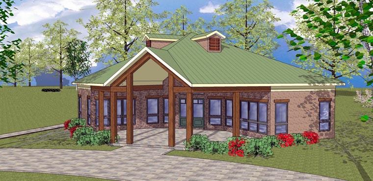House Plan 72330