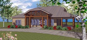 House Plan 72373