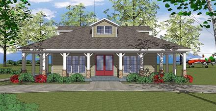 House Plan 72382