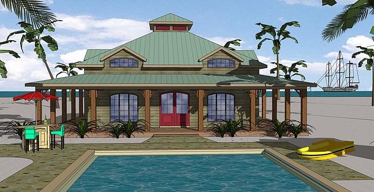 House Plan 72383
