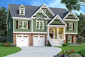House Plan 72524