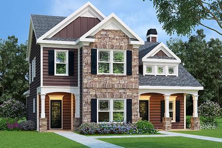 House Plan 72551