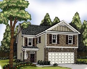 House Plan 72580