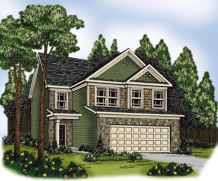 House Plan 72586