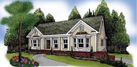 House Plan 72598