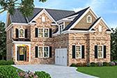 House Plan 72600