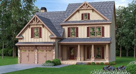 House Plan 72614