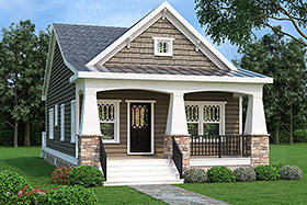 House Plan 72618