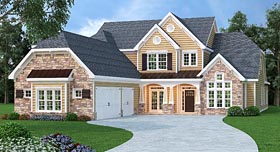 House Plan 72673