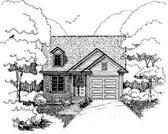 House Plan 72707