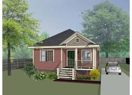 House Plan 72710