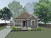 House Plan 72719
