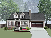 House Plan 72725