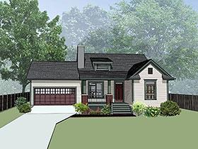 House Plan 72728