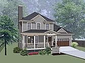 House Plan 72730