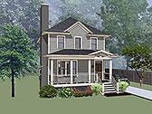 House Plan 72732