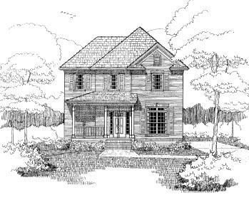 Bungalow House Plan 72761 Elevation