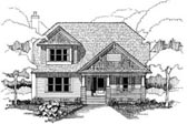 Plan Number 72762 - 1807 Square Feet